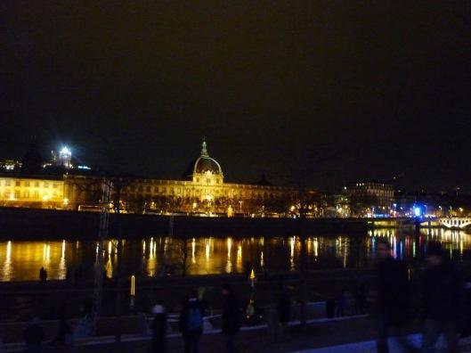 Fête des lumières 2014 les quais